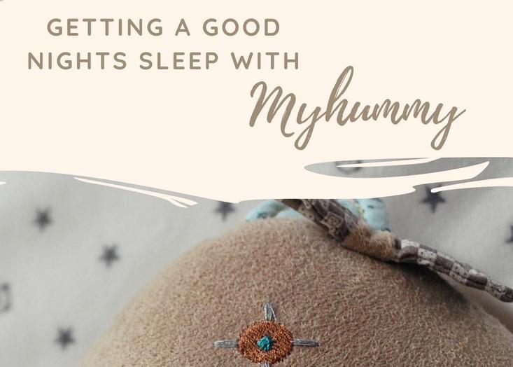 Mummy Cat Notes – Getting a Good Night's Sleep