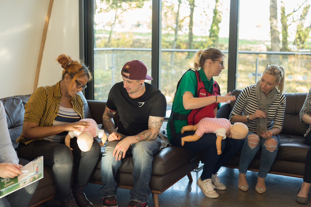 GUEST BLOG POST – Mini First Aid's Top Safety Tips