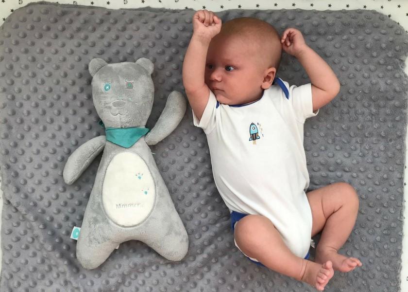 Soothing Your Baby to Sleep with myHummy
